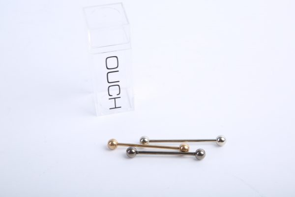 Ouch Collar pin