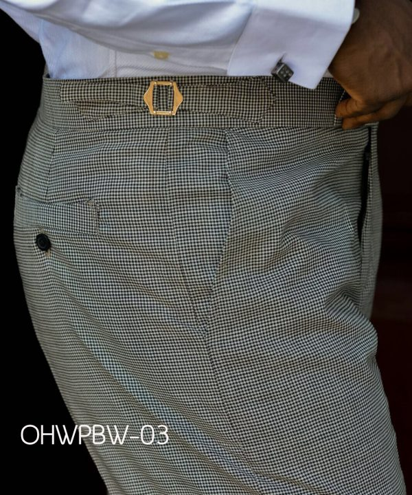 Ouch Grey Coloured M2M Pant