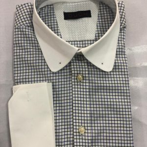 Ouch Made to Measure Checkered Winchester Shirt