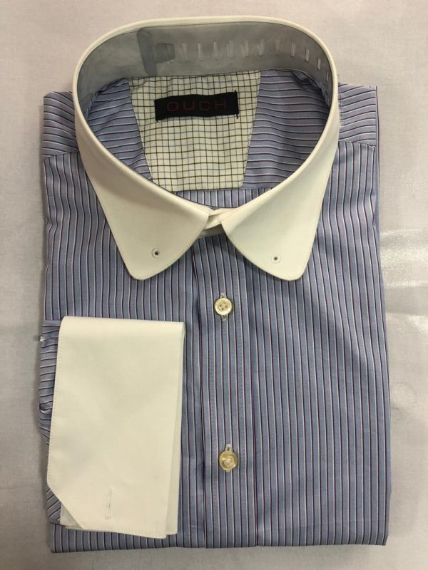 Ouch Made to Measure Stripe Winchester Shirt